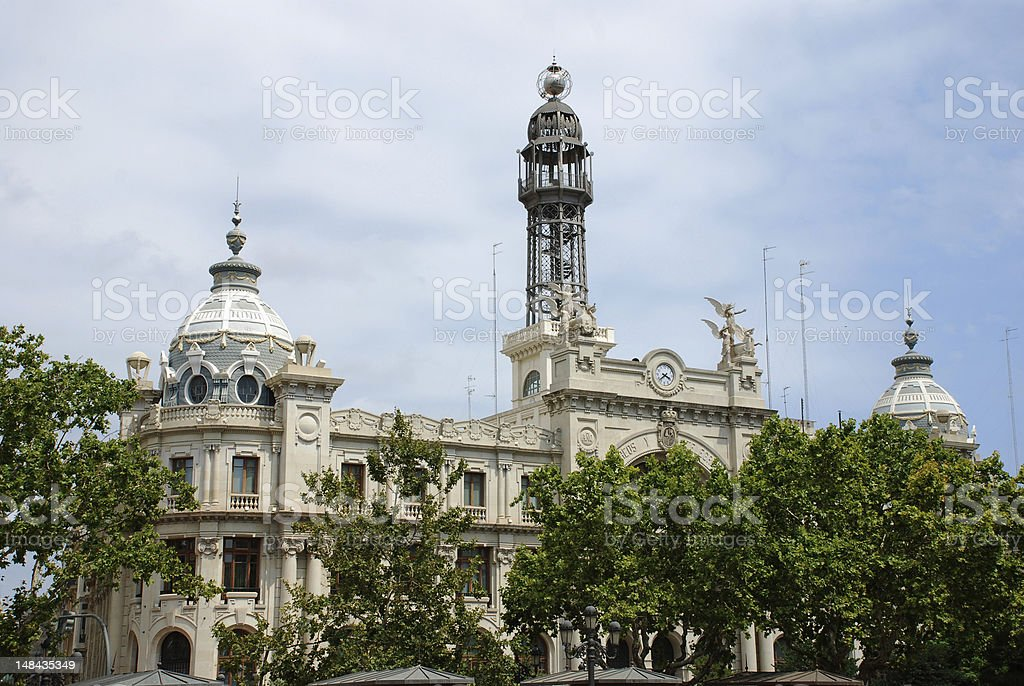 Valencia royalty-free stock photo