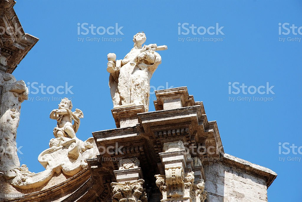 Valencia royalty-free stock photo