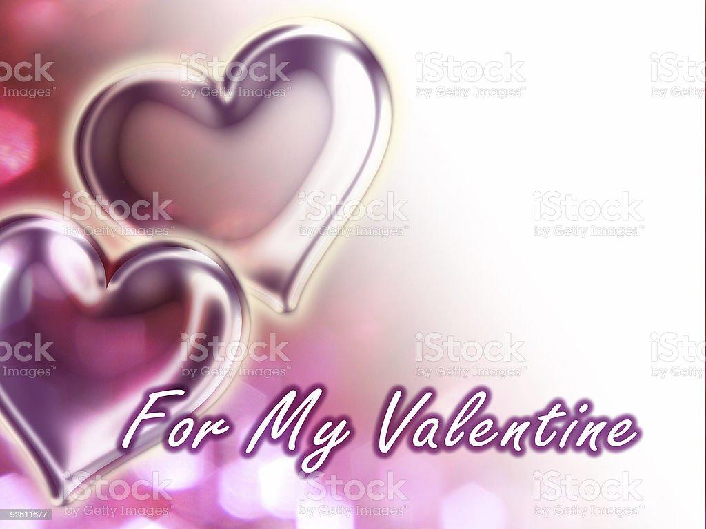 Valentine 2 stock photo