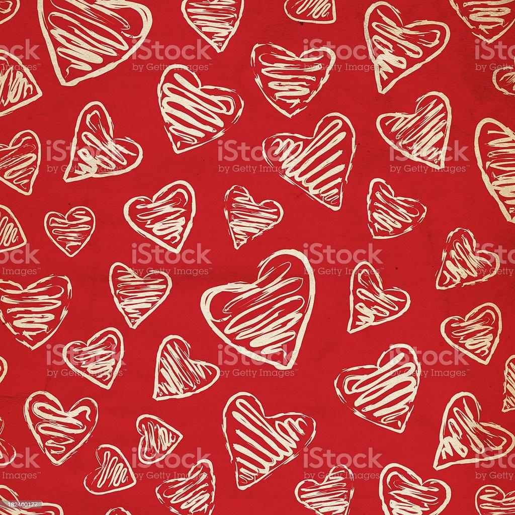 Valentine Background Paper - XXXL stock photo
