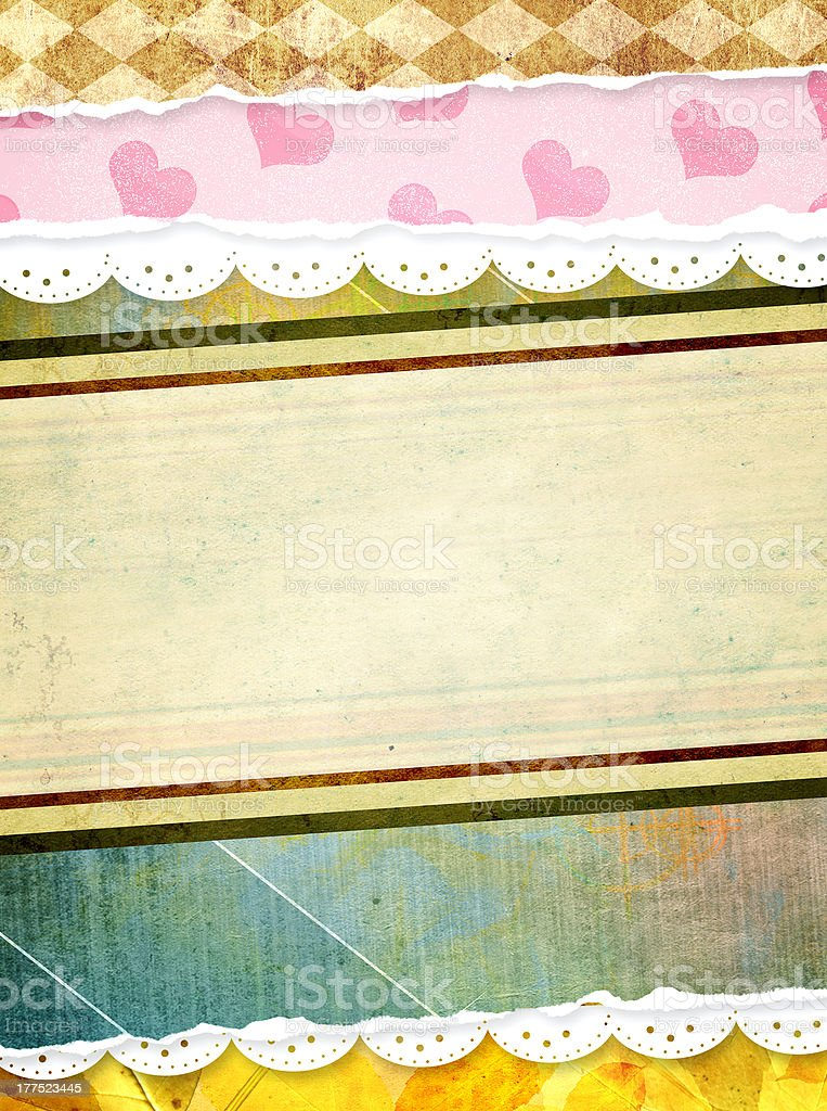 Valentine background royalty-free stock photo