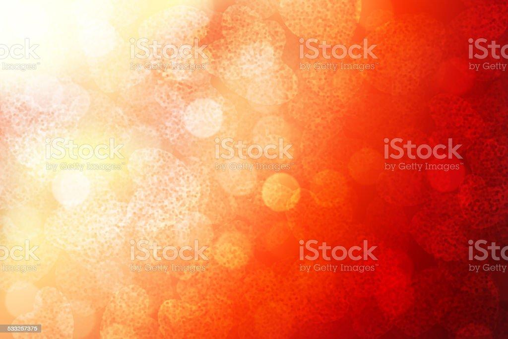 Valentine bokeh background stock photo