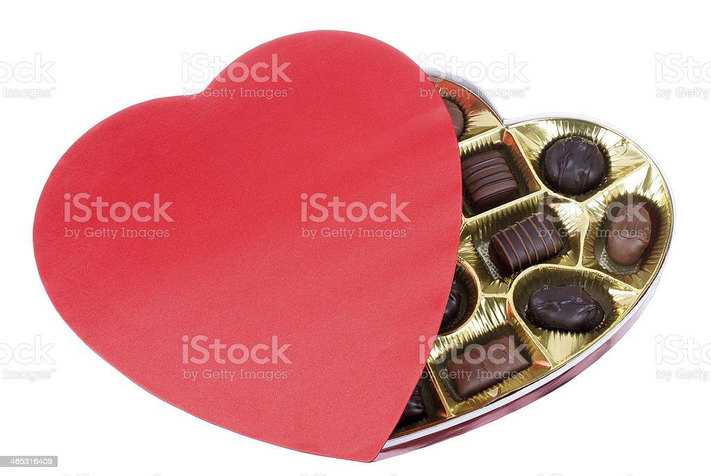Valentine Candy stock photo