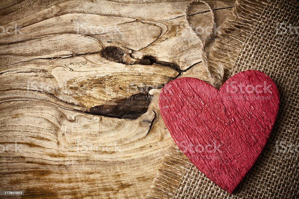 Valentine card. royalty-free stock photo
