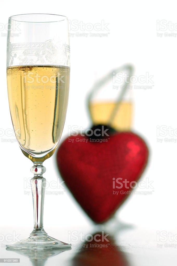Valentine Celebration royalty-free stock photo