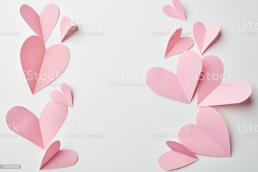 valentine day background. stock photo