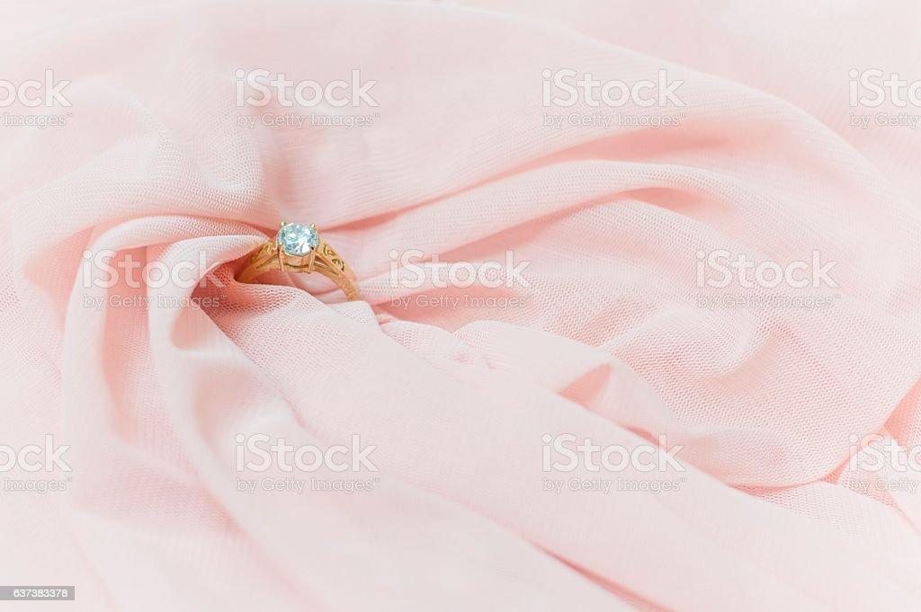 Valentine day or wedding background stock photo