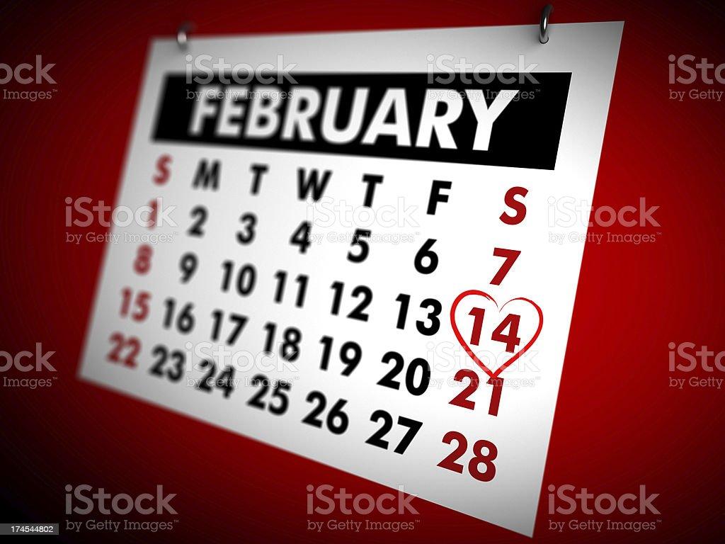 Valentine day royalty-free stock photo