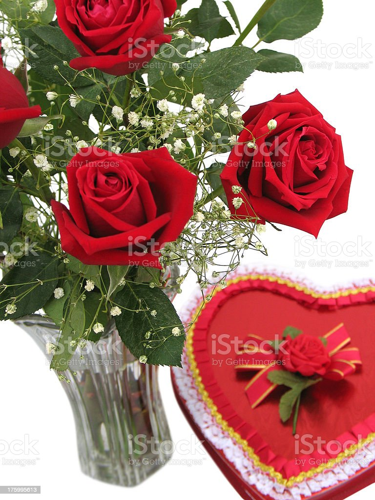 Valentine Gifts royalty-free stock photo