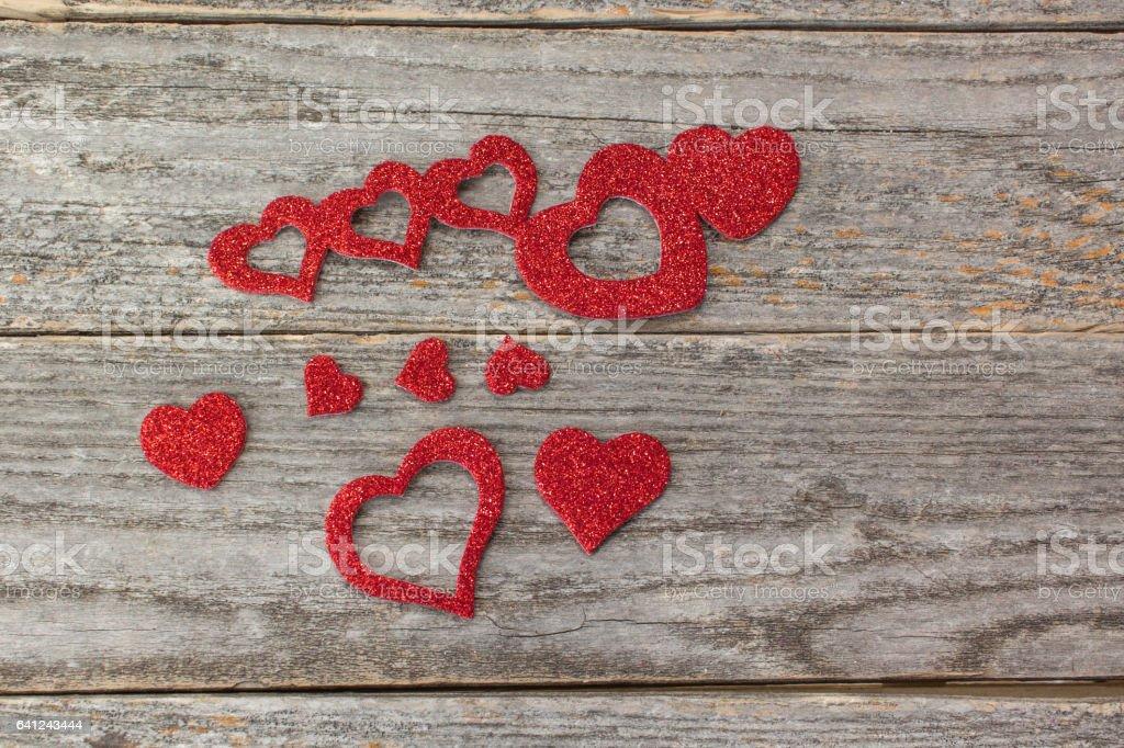 valentine icons stock photo