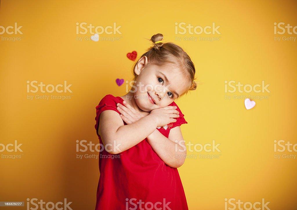 Valentine Love royalty-free stock photo