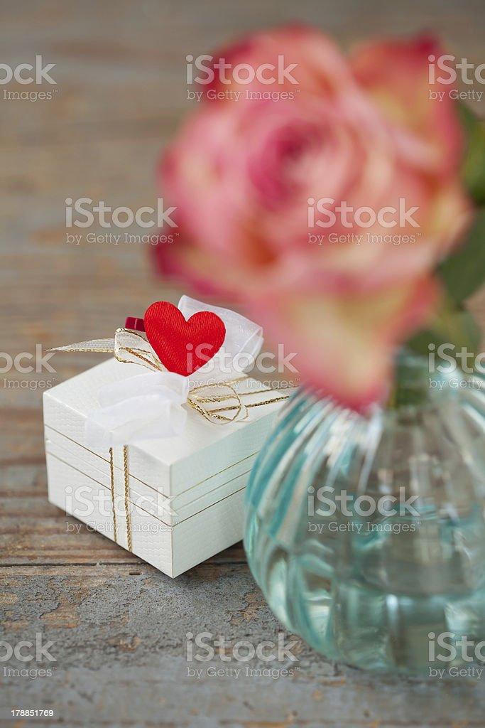 Valentine foto royalty-free