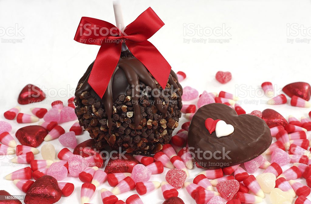 valentine treats  XXL stock photo