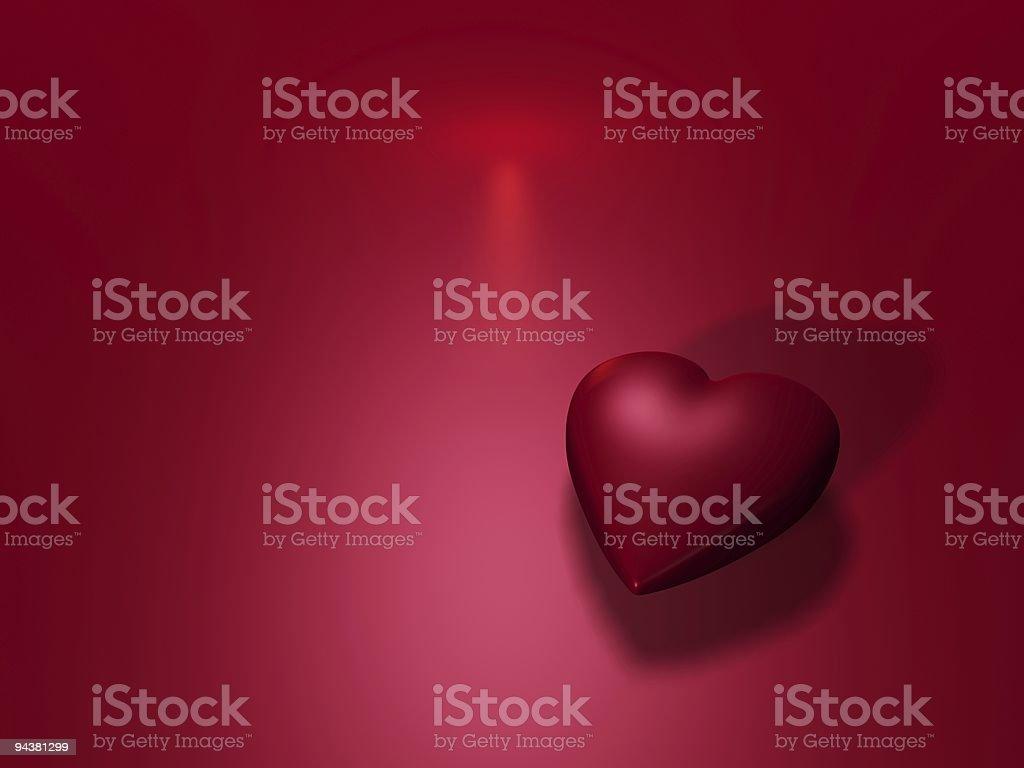Valentines background royalty-free stock photo