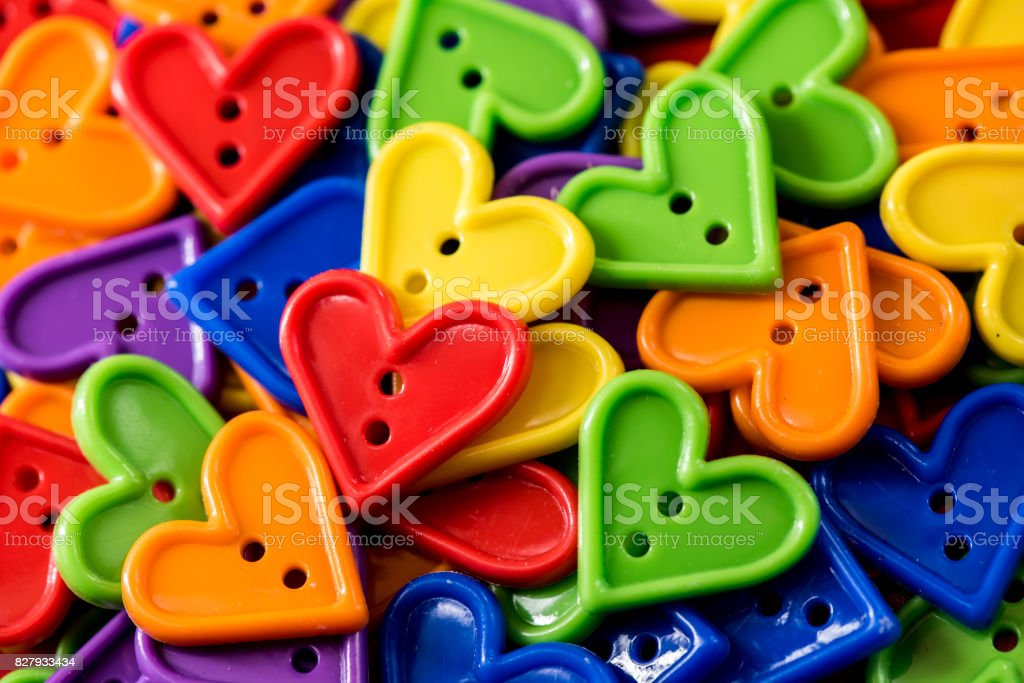 Valentines day and Sweetest day, love concept stock photo