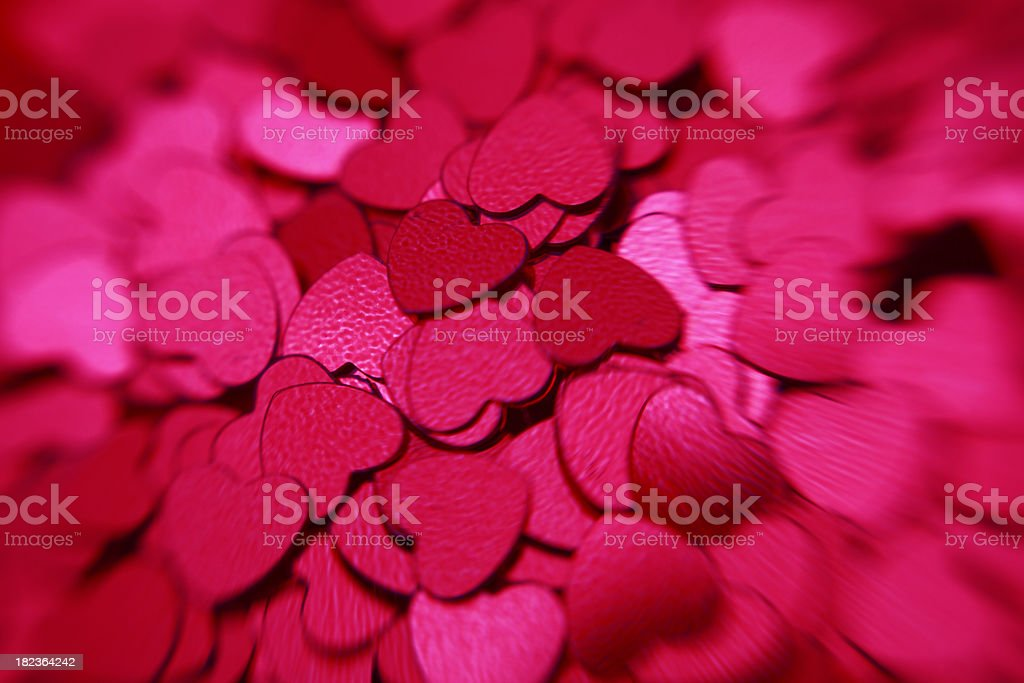 Valentine's day background royalty-free stock photo