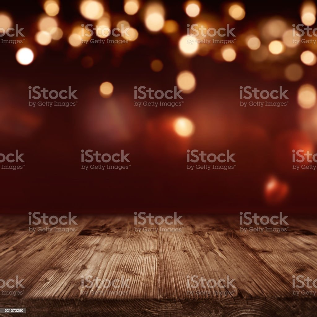 Valentines day background with yellow glows stock photo
