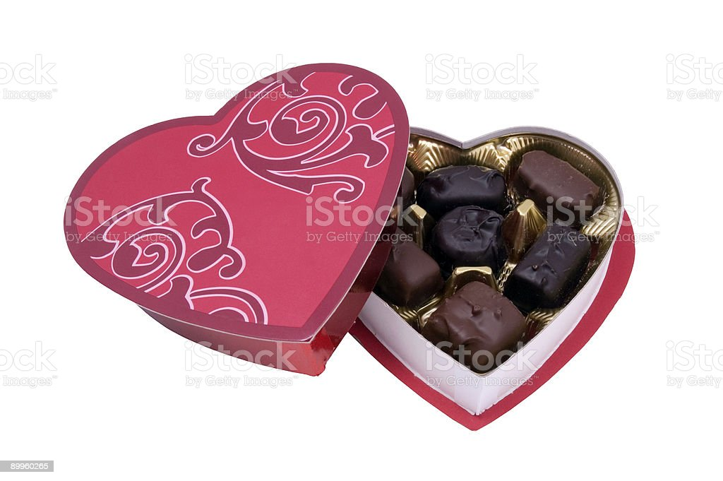 Valentines Day Candy royalty-free stock photo