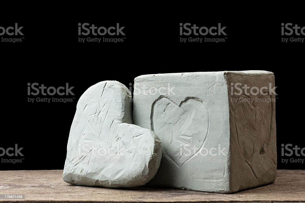valentines day composition royalty-free stock photo