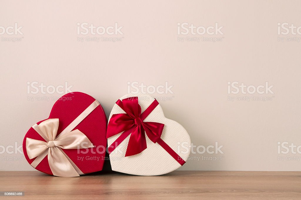 Valentine's Day Gifts stock photo