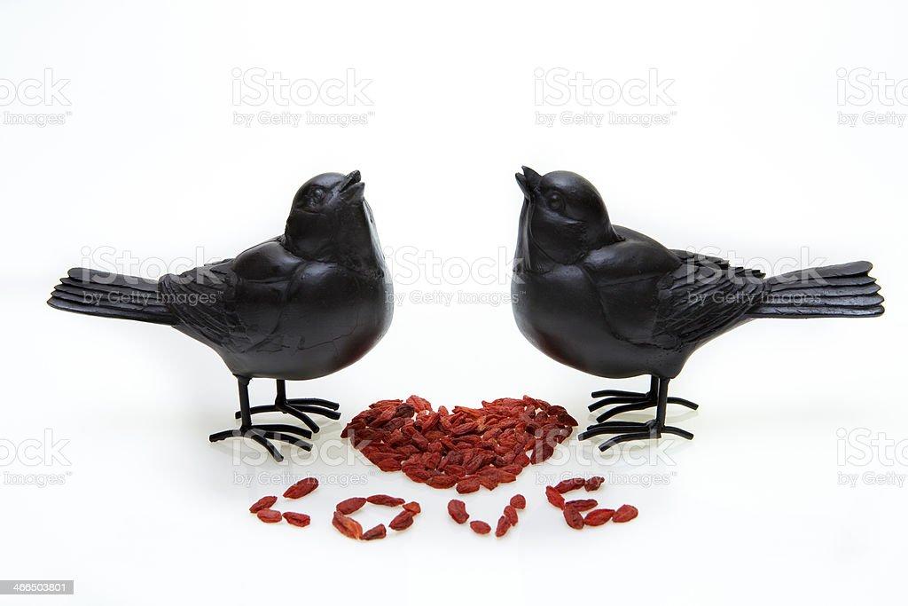 Valentine's Day , I love you stock photo