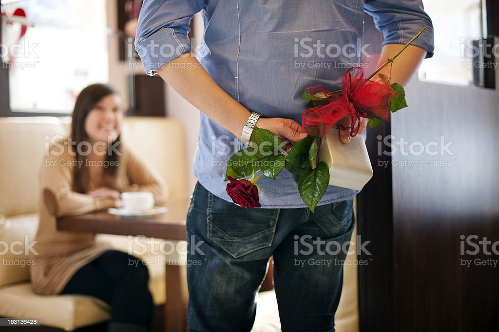 Valentine's Day stock photo