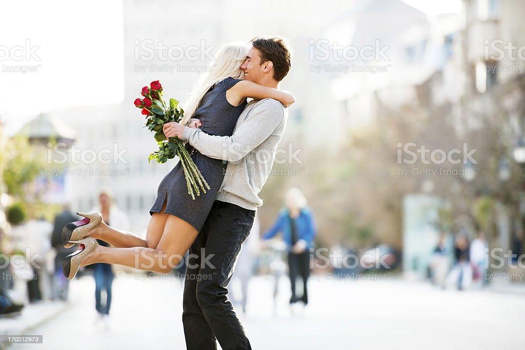 Valentine's day. royalty-free stock photo