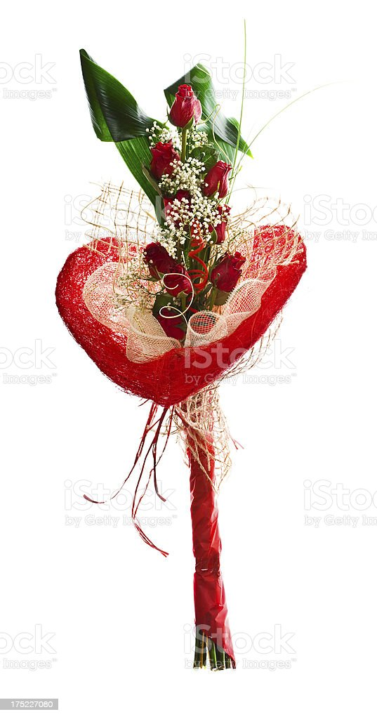 Valentine's Day Wishes royalty-free stock photo