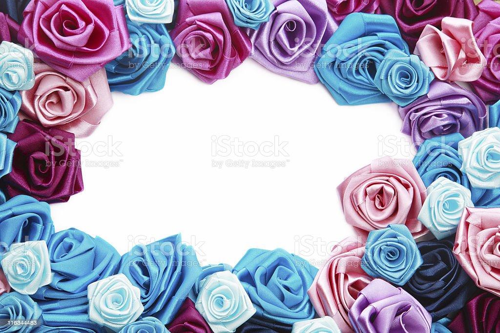 Valentine's frame royalty-free stock photo