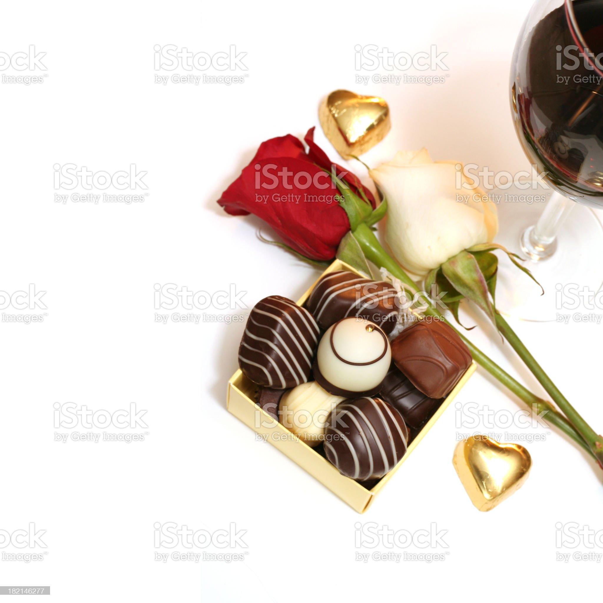 Valentines Gift royalty-free stock photo
