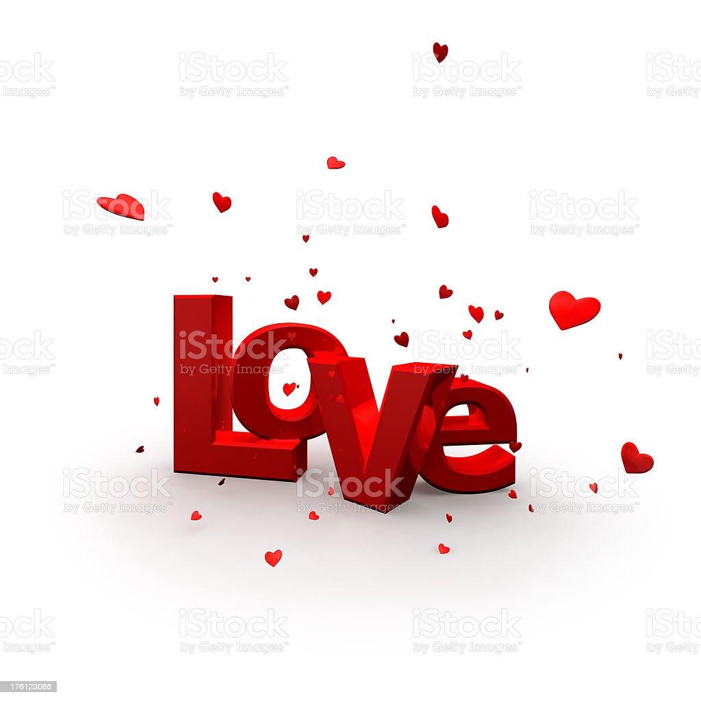 Valentine's Love royalty-free stock photo