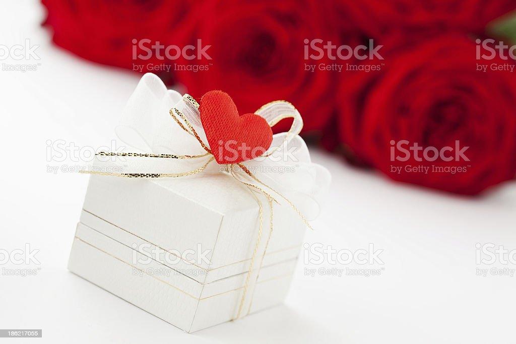 Dia dos Namorados foto royalty-free
