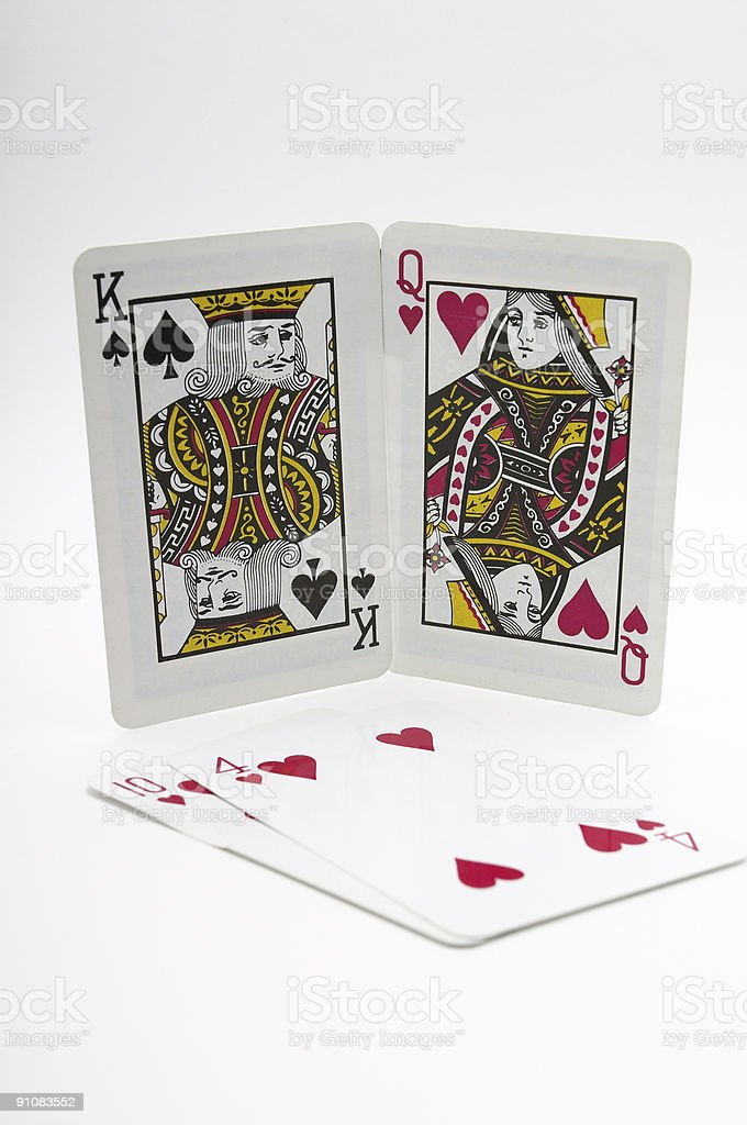 Valentines Playing Cards stock photo 91083552 – Valentines Playing Cards