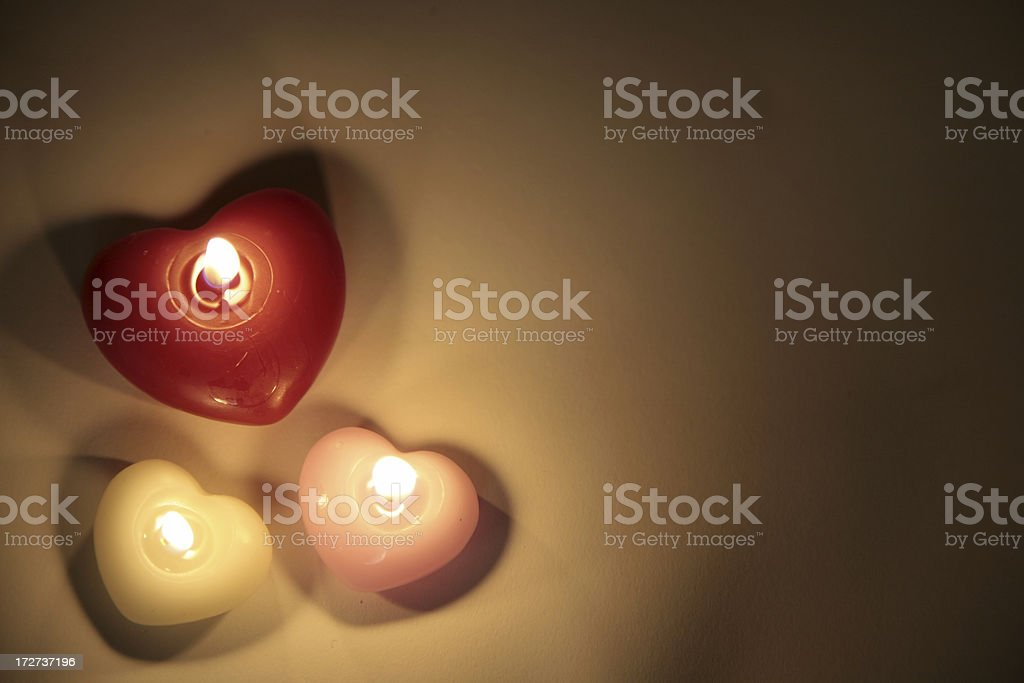 Valentines Romance stock photo