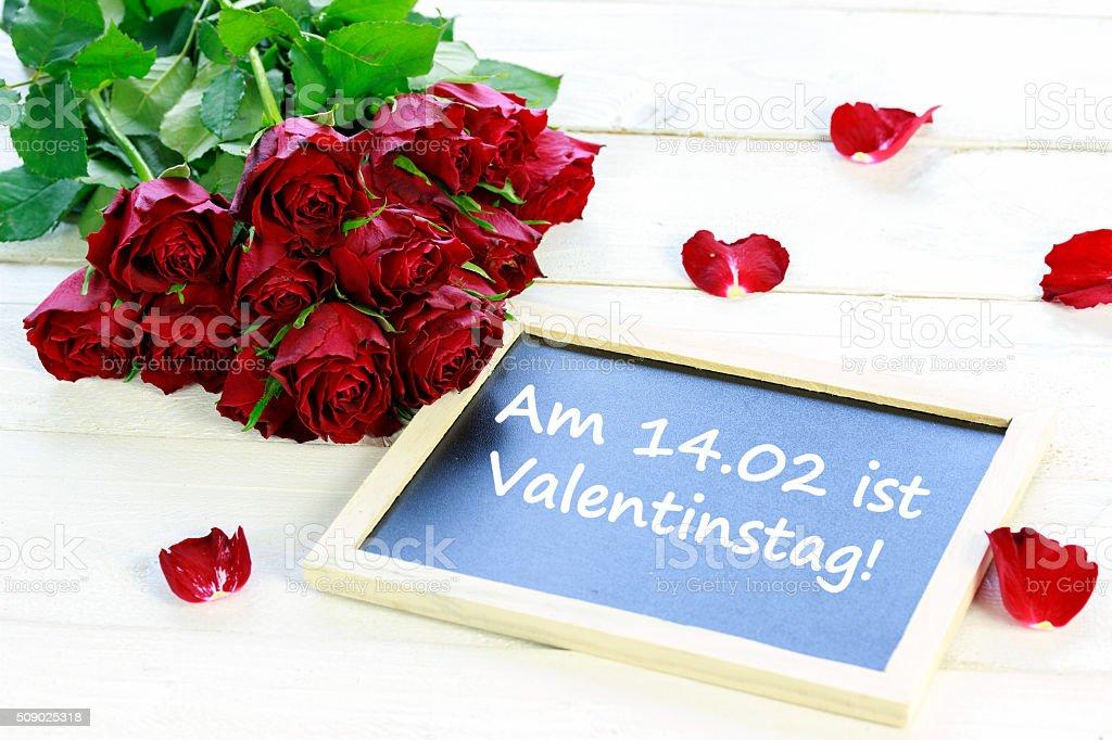 Valentinstag stock photo