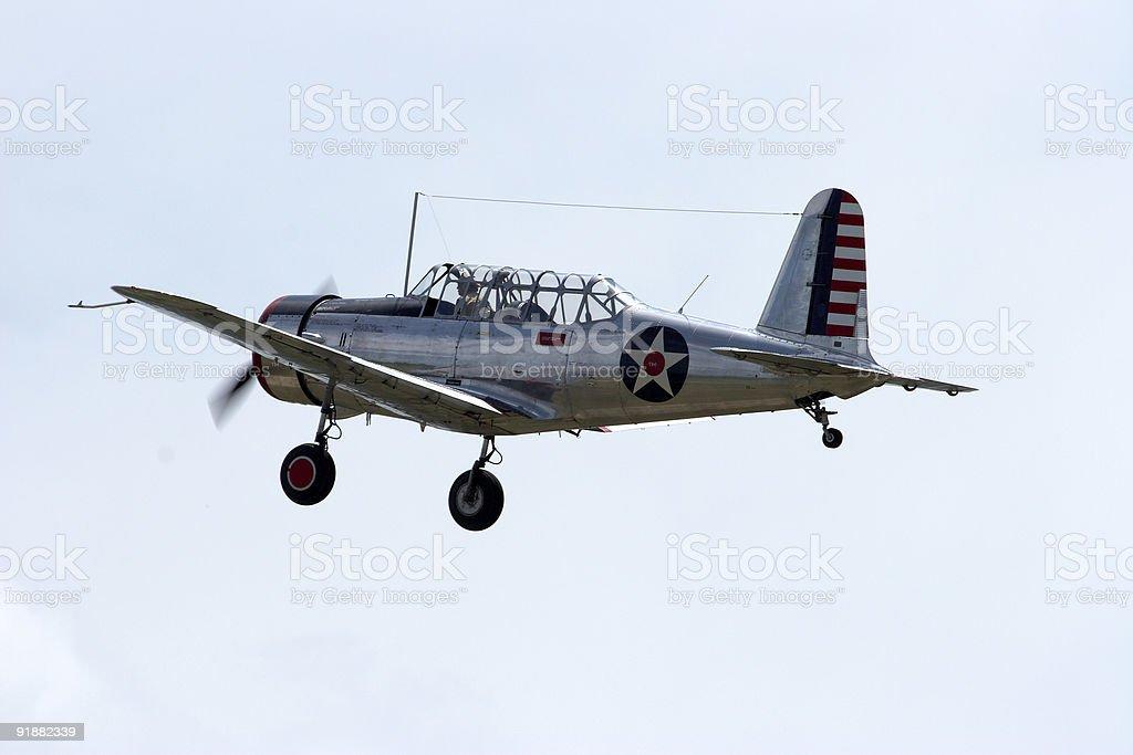 B-13 Valiant royalty-free stock photo