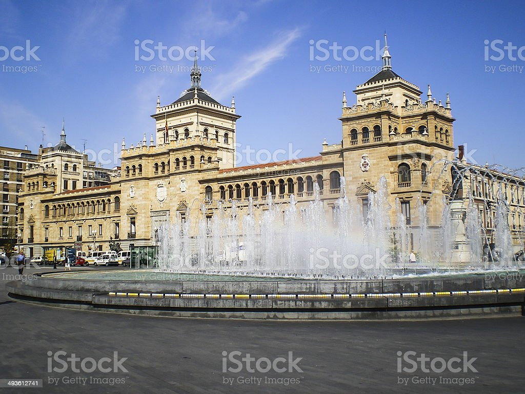 Valladolid stock photo