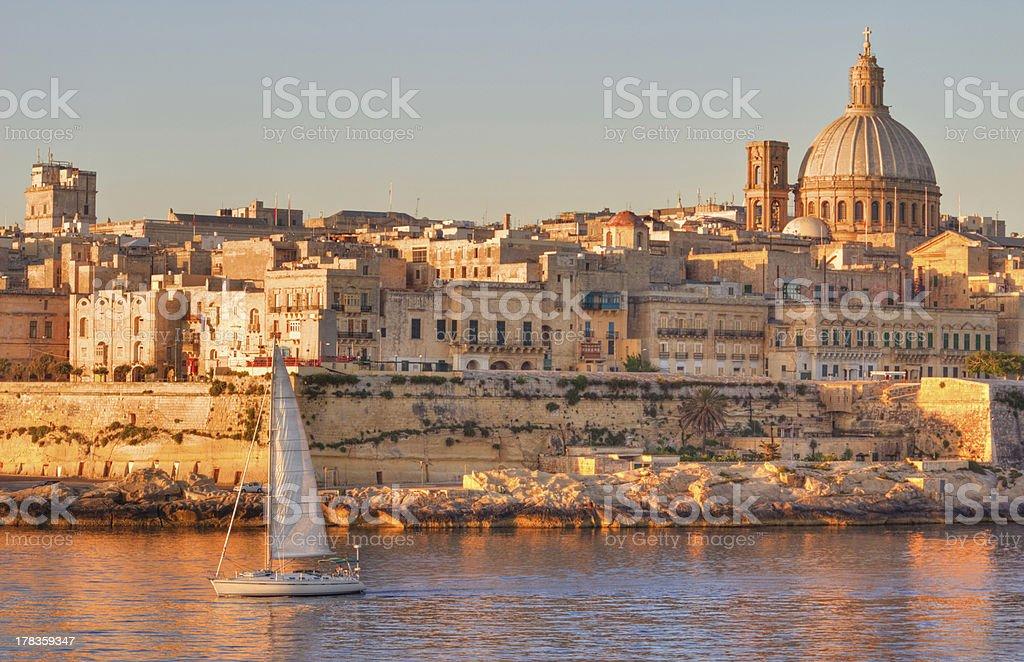 'Valletta, Malta' stock photo