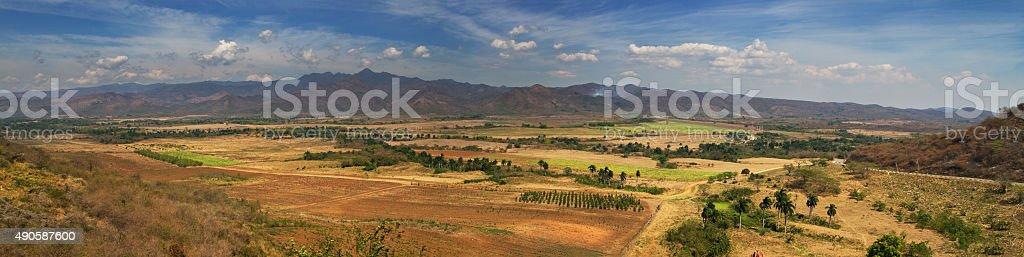 Valley de los Ingenios, Cuba stock photo