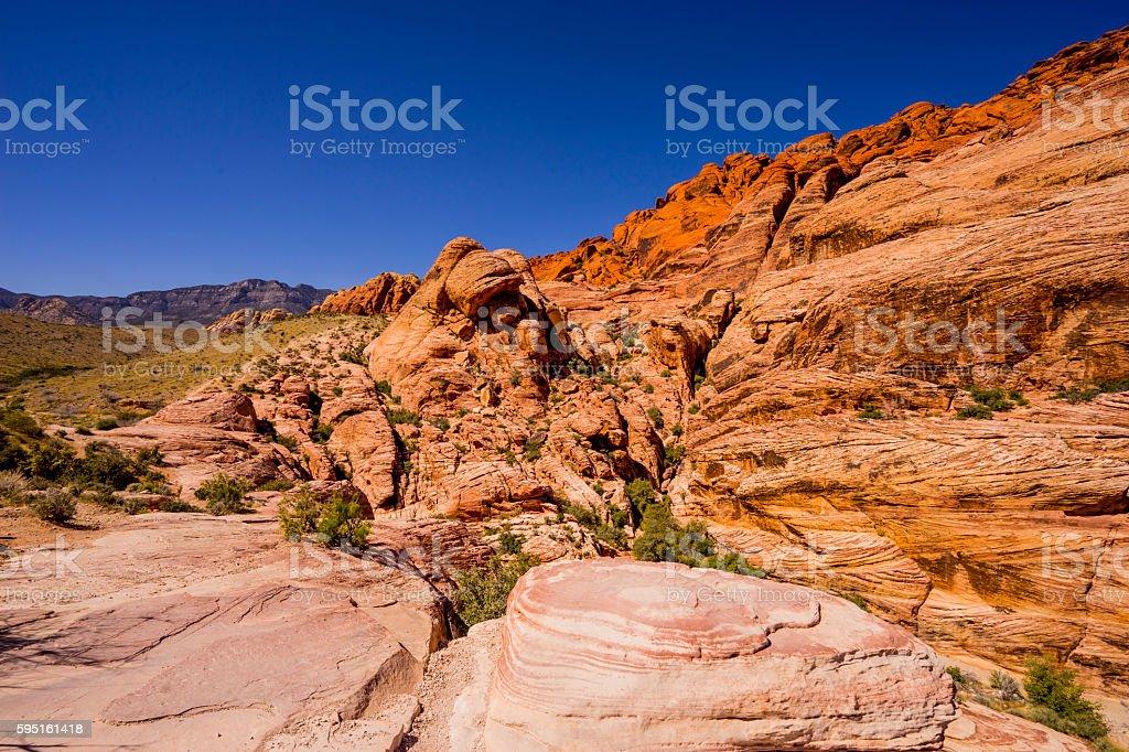 Valley of Fire - great landscapes Lizenzfreies stock-foto