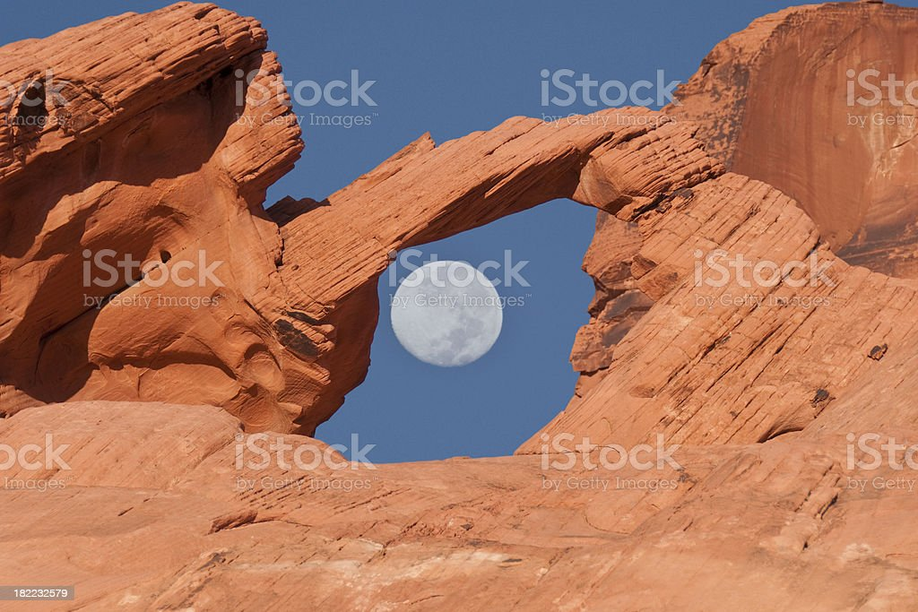 Valley of Fire National Park, USA royalty-free stock photo
