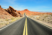 Valley of Fire, United States