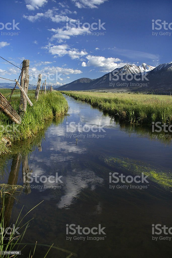 valley water stock photo
