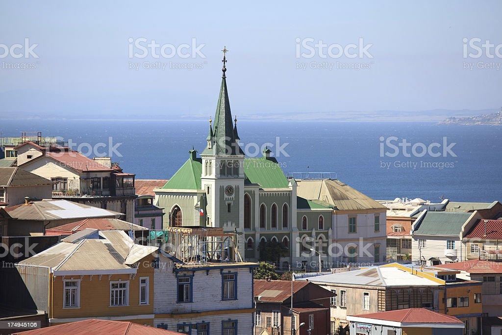 Valparaiso royalty-free stock photo