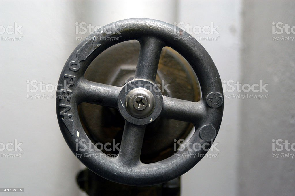 valve royalty-free stock photo