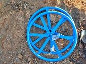 Valve wheel for 500mm Industrial Valve Wheel ready for assambly
