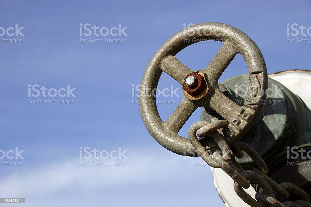 Valve2 royalty-free stock photo