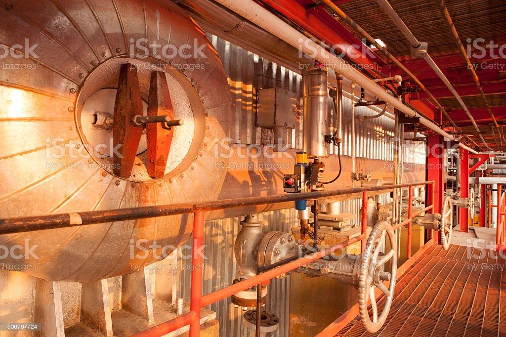 Valve-Pipeline stock photo