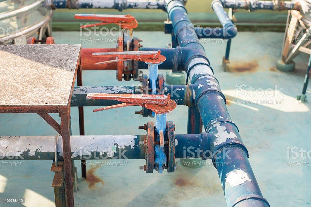 valves stock photo