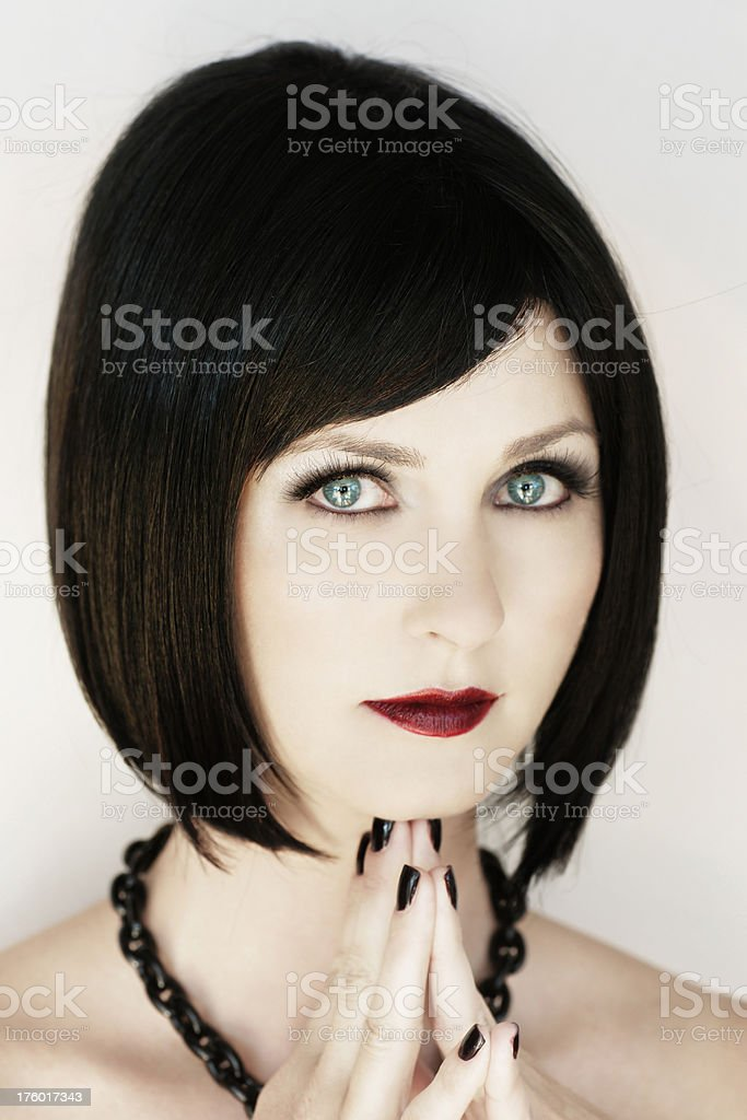 Vamp royalty-free stock photo